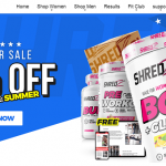 shredz supplements